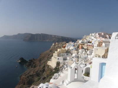 Santorini Island, Greece Cycladic Islands