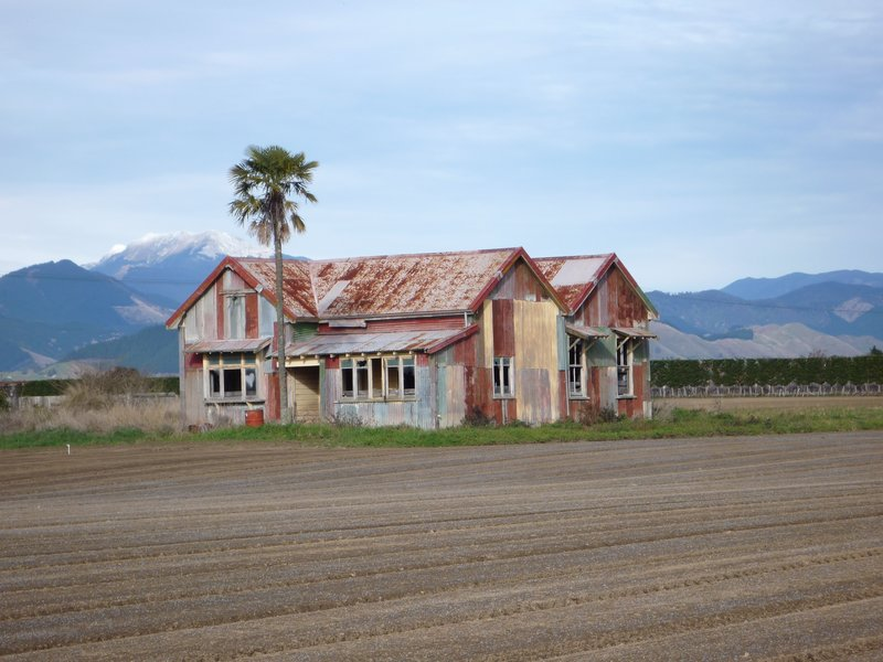 Rural decay, New Zealand