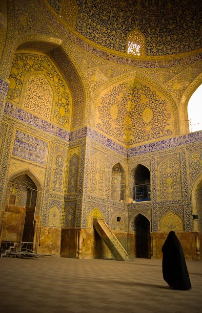 Imam mosque, Esfahan