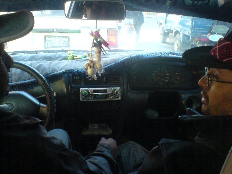 Oruro taxi