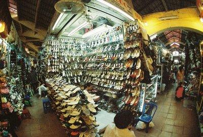 Vietnam2008 - HCMC - Ben Thanh Market 1