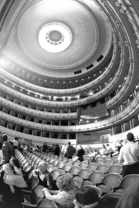 Austria1992 - Vienna - inside Opera House