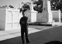 US-LA - New Orleans cemetery