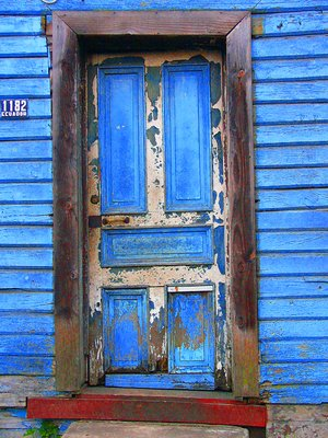 Blue Door