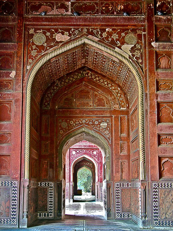 Friday Mosque, New Delhi