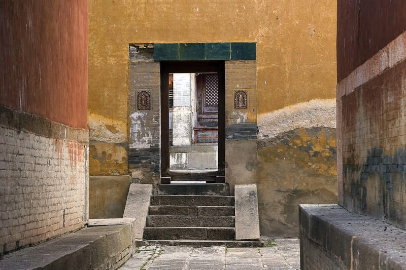 Doorway to a Temple