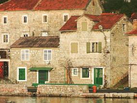 Montenegrin village