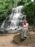 Kintempo falls