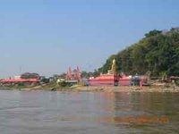 mekong river view.