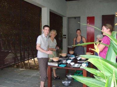 Kochen - Gruppe