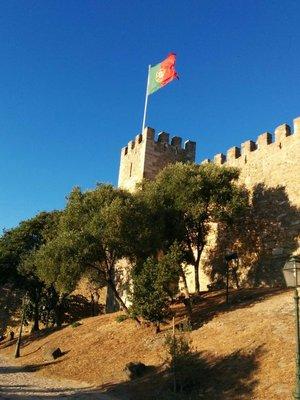 Castelo Sao Jorge