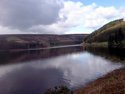 banks of derwent reservoir