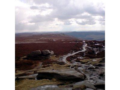 derwent edge trail