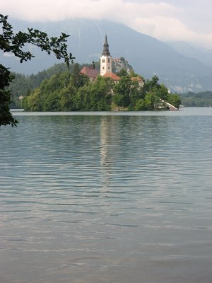 Lake Bled in repose
