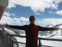 Me at Jungfraujoch!!