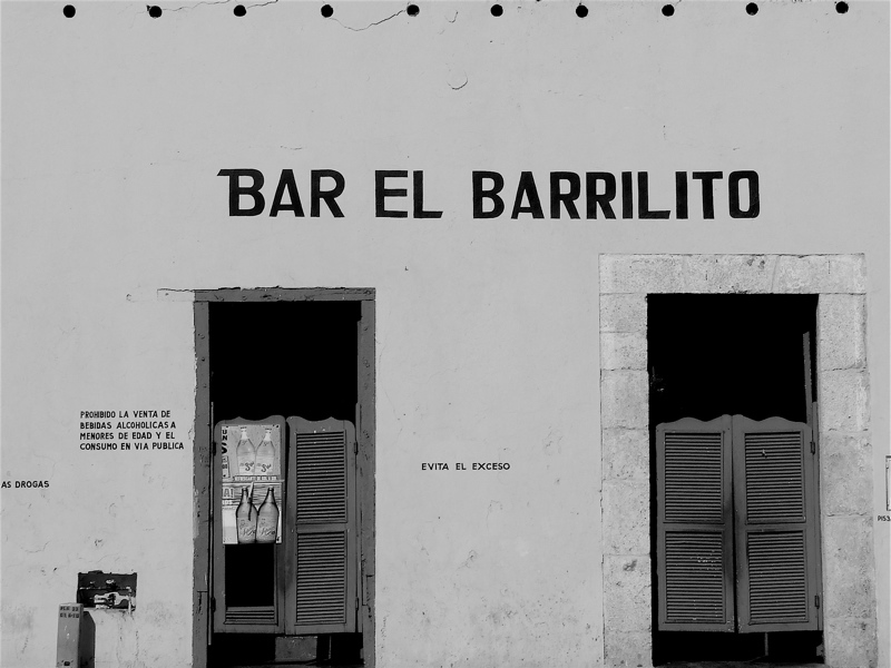 Bar el barrilito