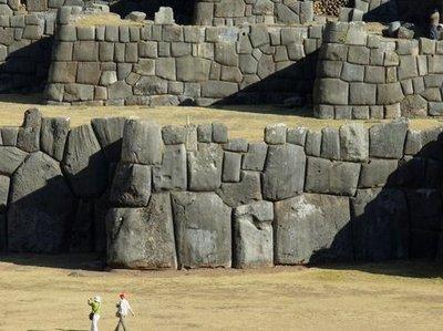 Sacsaywaman - Cusco