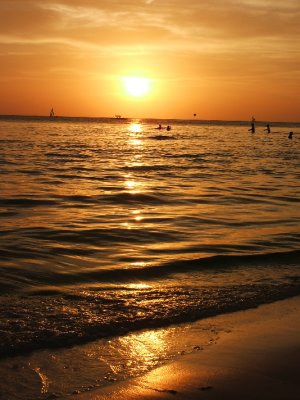 2 Sunset on Boracay