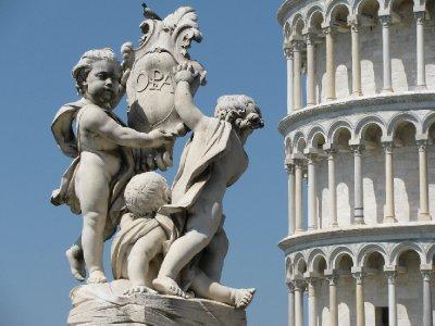Statue at Pisa