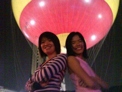 DHL Ballon