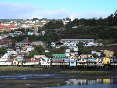 Palafitos Castro / Chiloé