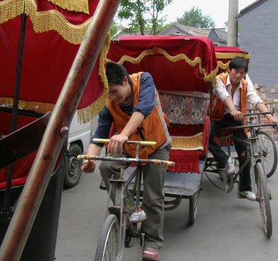 Beijing Pedicabs