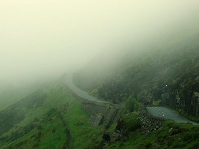 Misty Highway