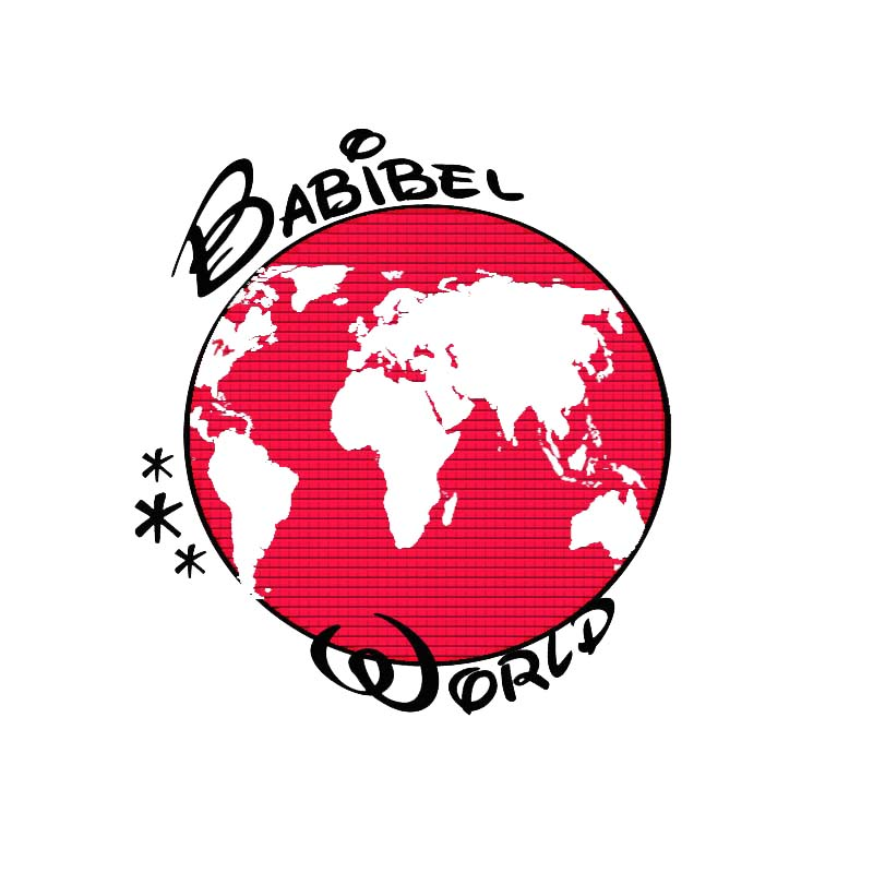 Babibel *** World logo