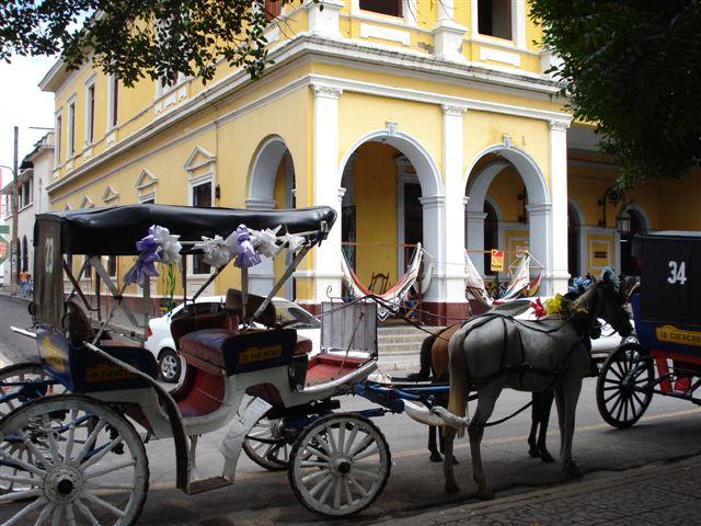 Nicaragua - Granada - Parque Colon