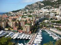 Monaco - Monte Carlo City View