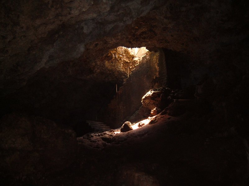 Mangapwani Slave Cave