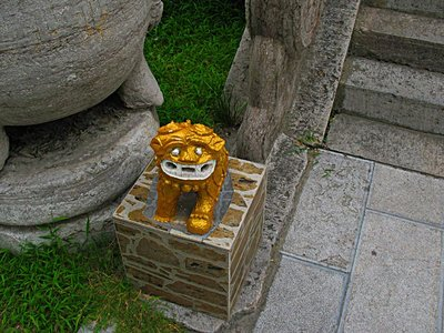 JZ Gold Lion Ancient Temple