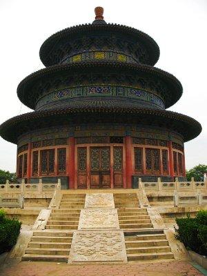 Smaller Replica of Temple of Heaven