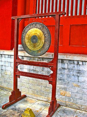 Ceremonial Gong