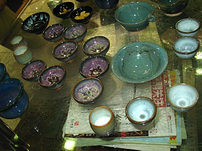 Negotiations underway for Luoyang Tea Cups