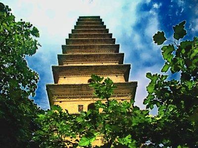 Ying Ying Pagoda