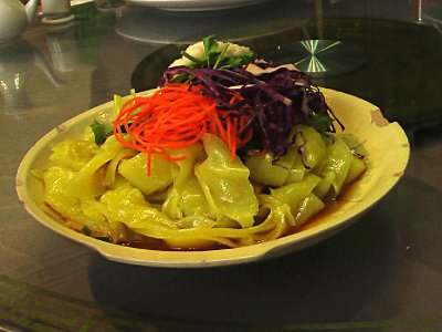 Very famous Shanxi Noodles