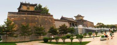 The Changzhi City Gate