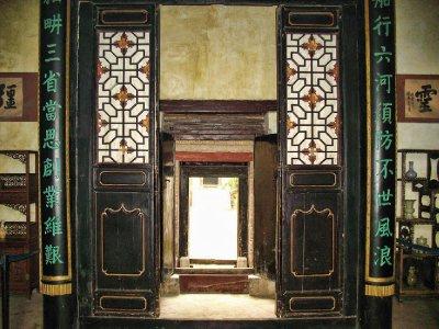One of many doorways