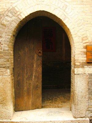 A seriously Bulky Door