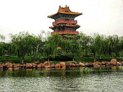 The Main Pagoda