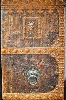 A Ming Dynasty Door