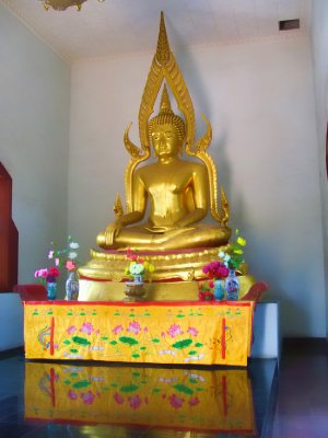 This is definitely a Thai Buddha