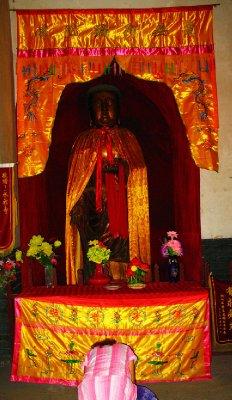 Red Buddha Orange