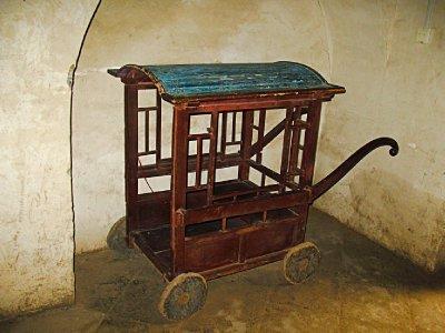 A real Cart - not a prop