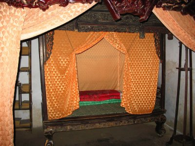 The Orange Bedroom