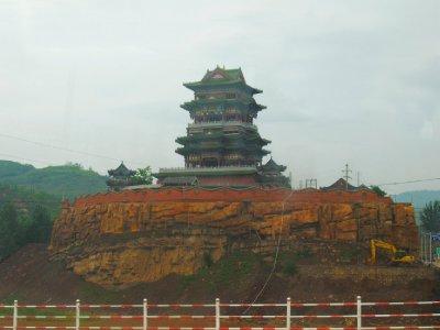 Quick view of Anzexian Pagoda