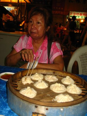 Kaifen Special dumplings or Jaodz 饺子