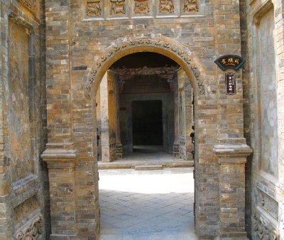Original Stone Doors