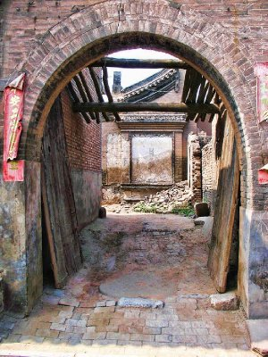 There are Old Doorways just about everywhere